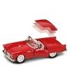 Modelauto ford thunderbird 1 18