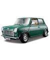Modelauto mini cooper 1969 1 18