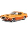 Modelauto pontiac firebird 1 24