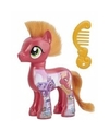 My little pony speelfiguur paardje big mcintosh 4 cm