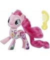 My little pony speelfiguur paardje pinkie pie 4 cm