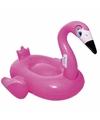 Opblaasbare flamingo voor kinderen 135x119cm