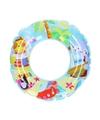 Opblaasbare zwemband met strand en dieren 61 cm
