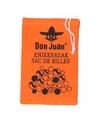 Oranje knikkerzak don juan