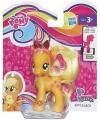 Plastic my little pony applejack speelfiguur 8 cm