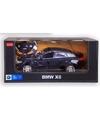 Radiografisch bestuurbare zwarte bmw x6 auto 1 14
