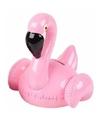 Spaarpot lichtroze flamingo 15 cm