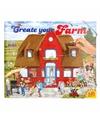 Stickerboek boerderij voor kinderen