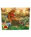 Stickerboek dinosaurus voor jongens