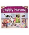 Stickerboek paarden voor meisjes