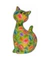Xl spaarpot kat poes type 12 24 cm
